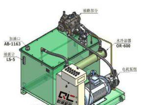 夹具液压站选型设计