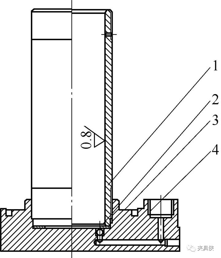 装卸夹具同样重要——看油缸不变形的装夹方法  第1张